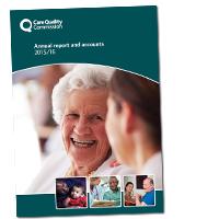 Annual Report 2015/16 cover