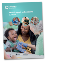 Annual report and accounts: 2018/19