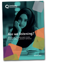 Are we listening? cover image