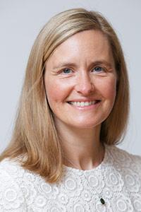 Portrait photo of Dr Henrietta Hughes