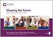 Cover of CQC's strategy for 2016 to 2021