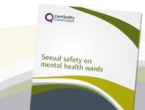 Sexual safety on mental health wards