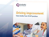 Driving improvement: Case studies from 10 GP practices