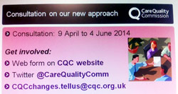 Image showing a slide about our consultation