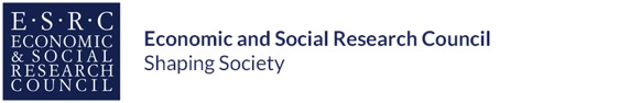 Economic & Social Research Council logo